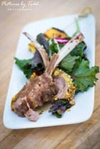 Seated Entrees | Lamb | Perfect Setting Catering