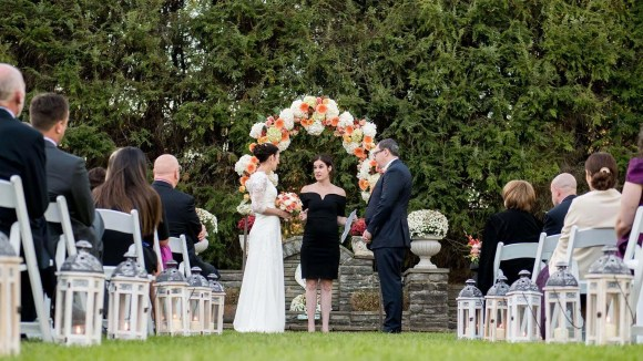 Hilltop House Ceremony