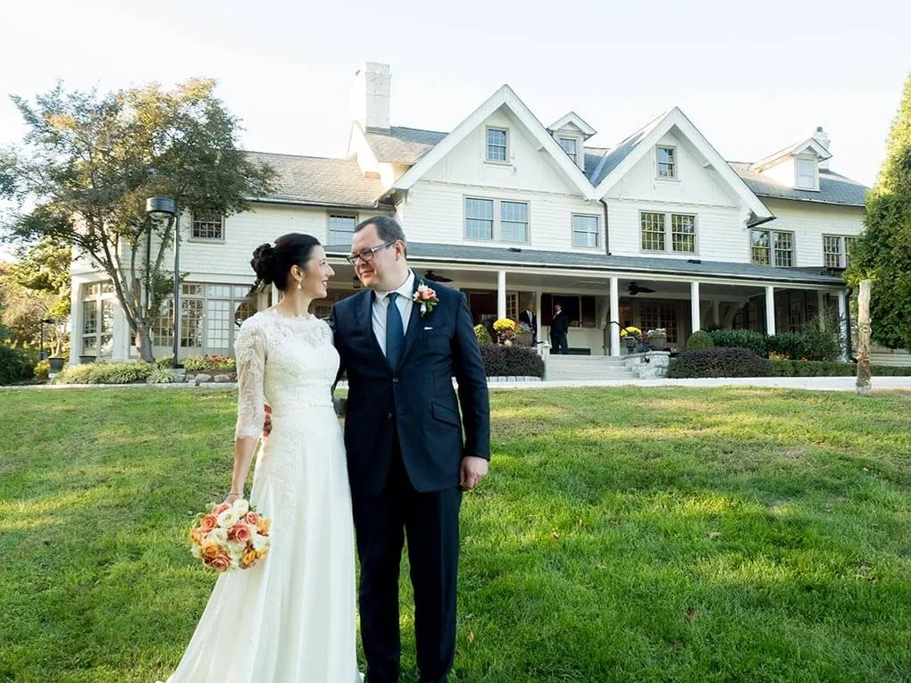 Hilltop House Wedding