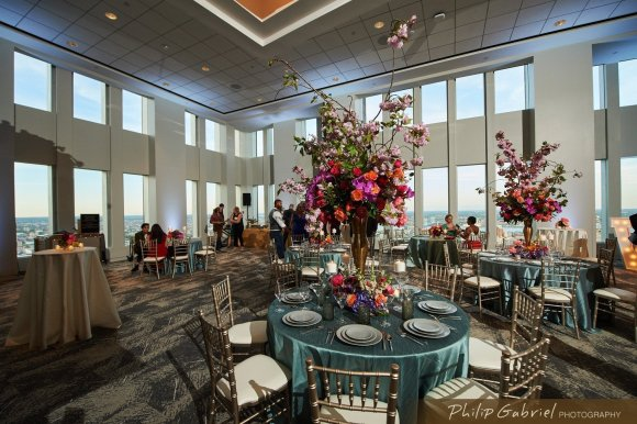 Wedding Catering Services | Wedding Venue with Philadelphia Skyline | Philadelphia and the Main Line | Perfect Setting Catering