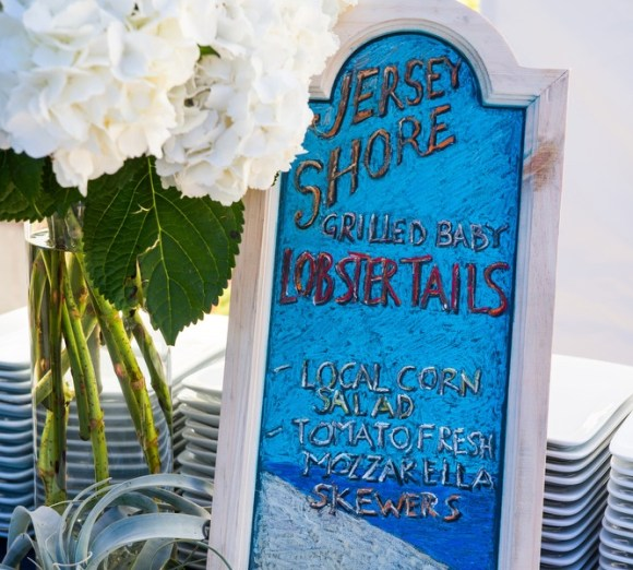 Wedding Catering Services | Jersey Shore Restaurant Sign | Philadelphia and the Main Line | Perfect Setting Catering