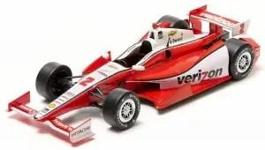 IndyCar Model Car - Penske - Juan Pablo Montoya