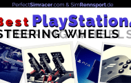 Top 3 – PS4 Steering Wheel and Pedals