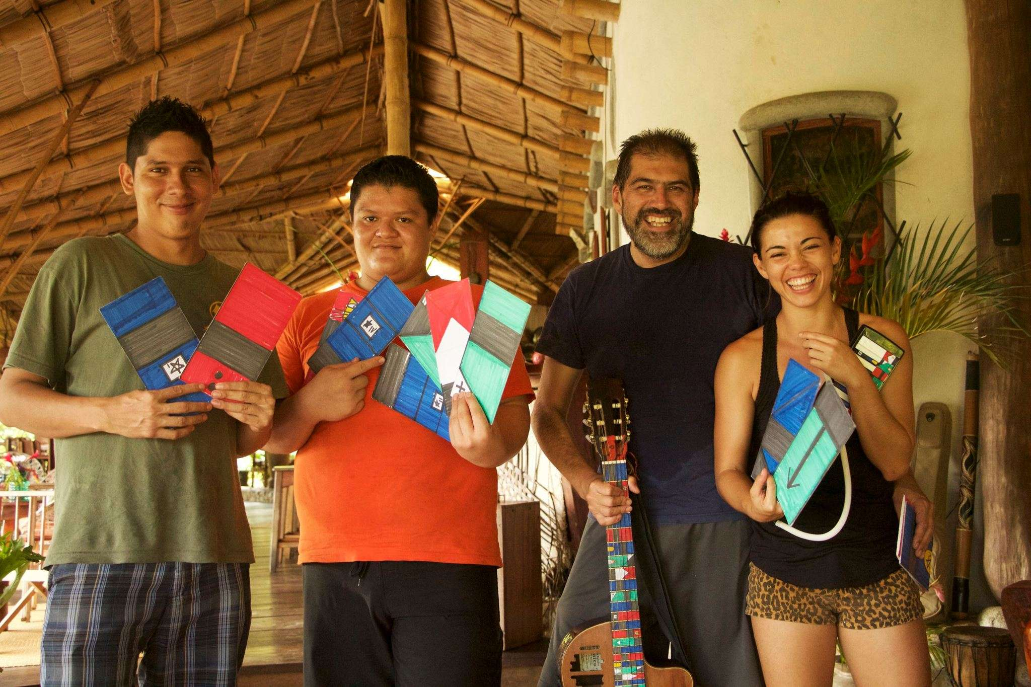 Music lessons in Costa Rica