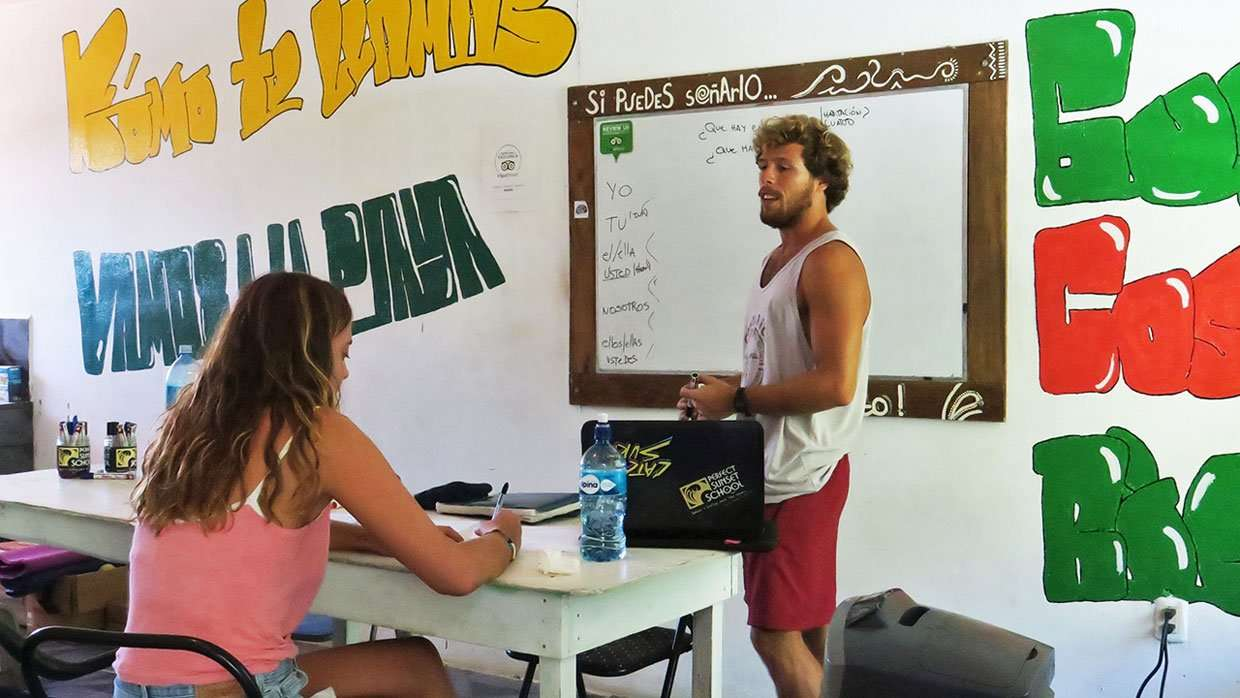 SPANISH COURSE IN COSTA RICA