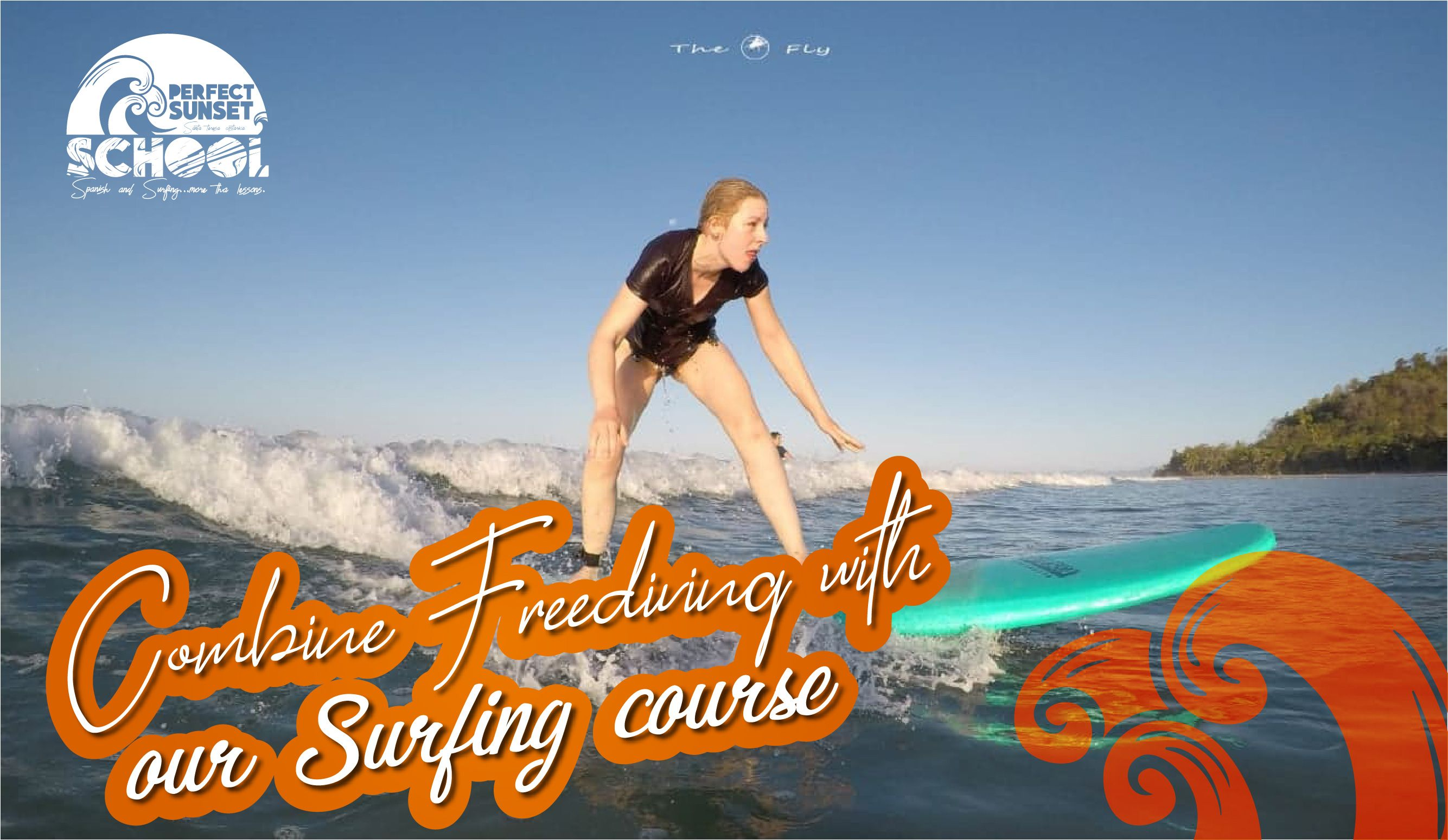 combine freediving with our surfing course
