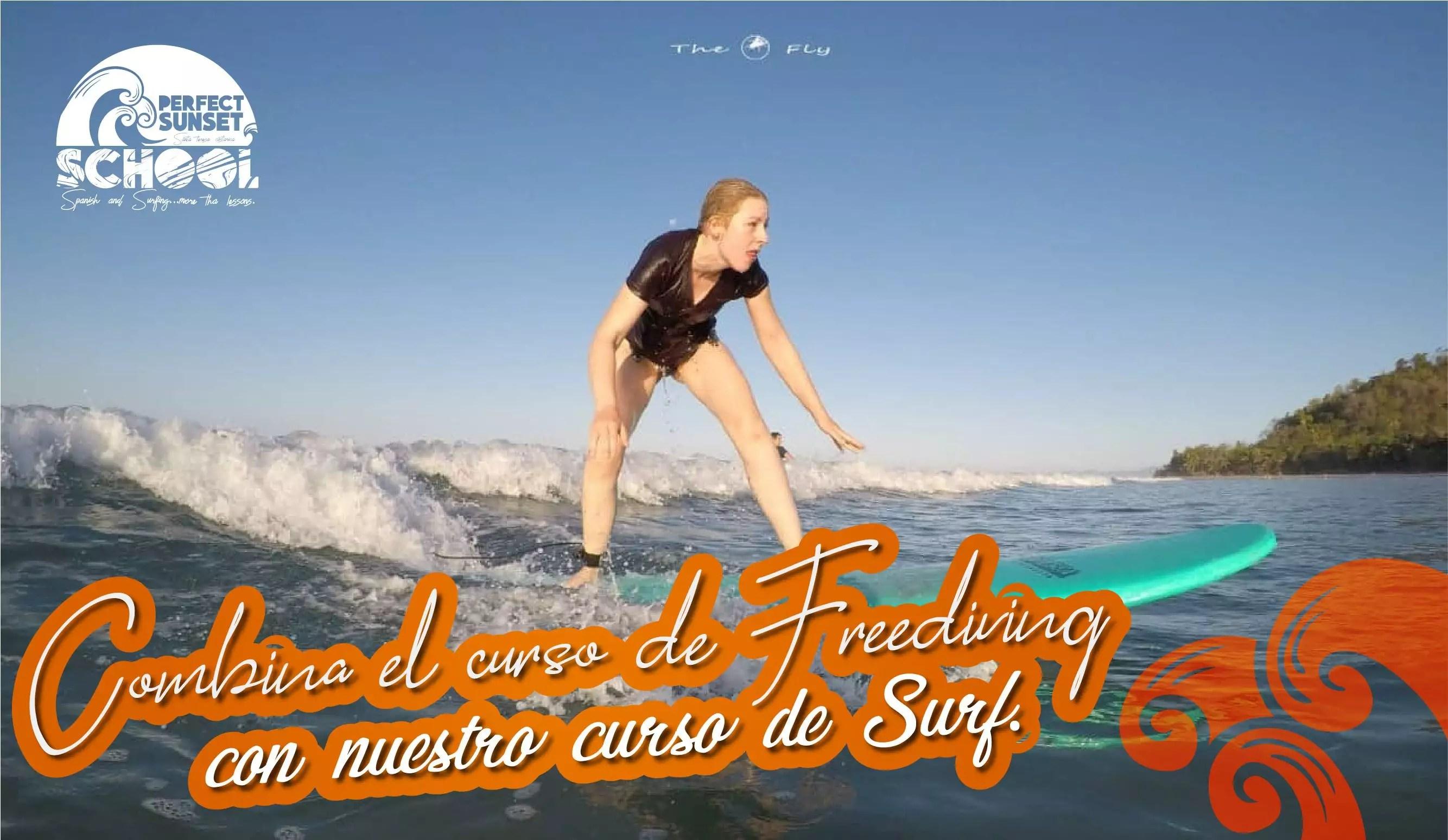 combina con el curso de surf en costa rica