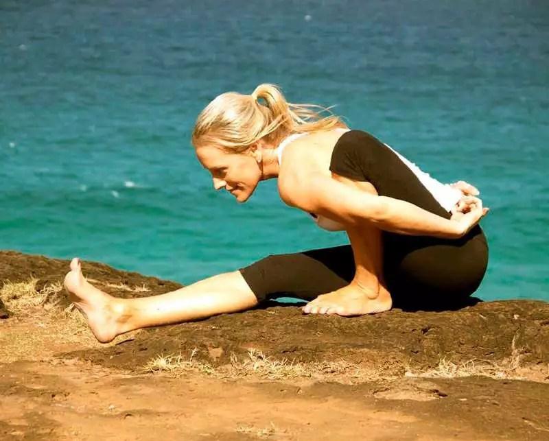 Los famosos que han mostrado que el yoga deben ser practicada por todos