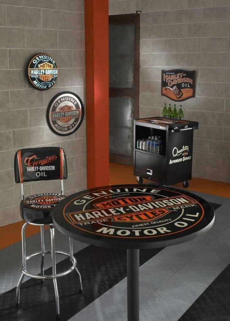 RaceDeck  Harley Davidson  Perfect Surfaces