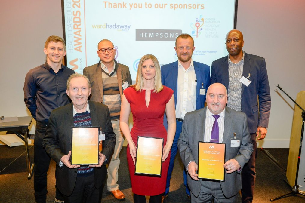 Medilink North West: Perfectus Biomed – Runners up for Outstanding Achievement Award