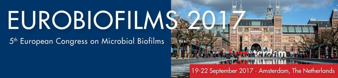 Eurobiofilms Conference 2017