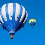 Balloon flight in Segovia
