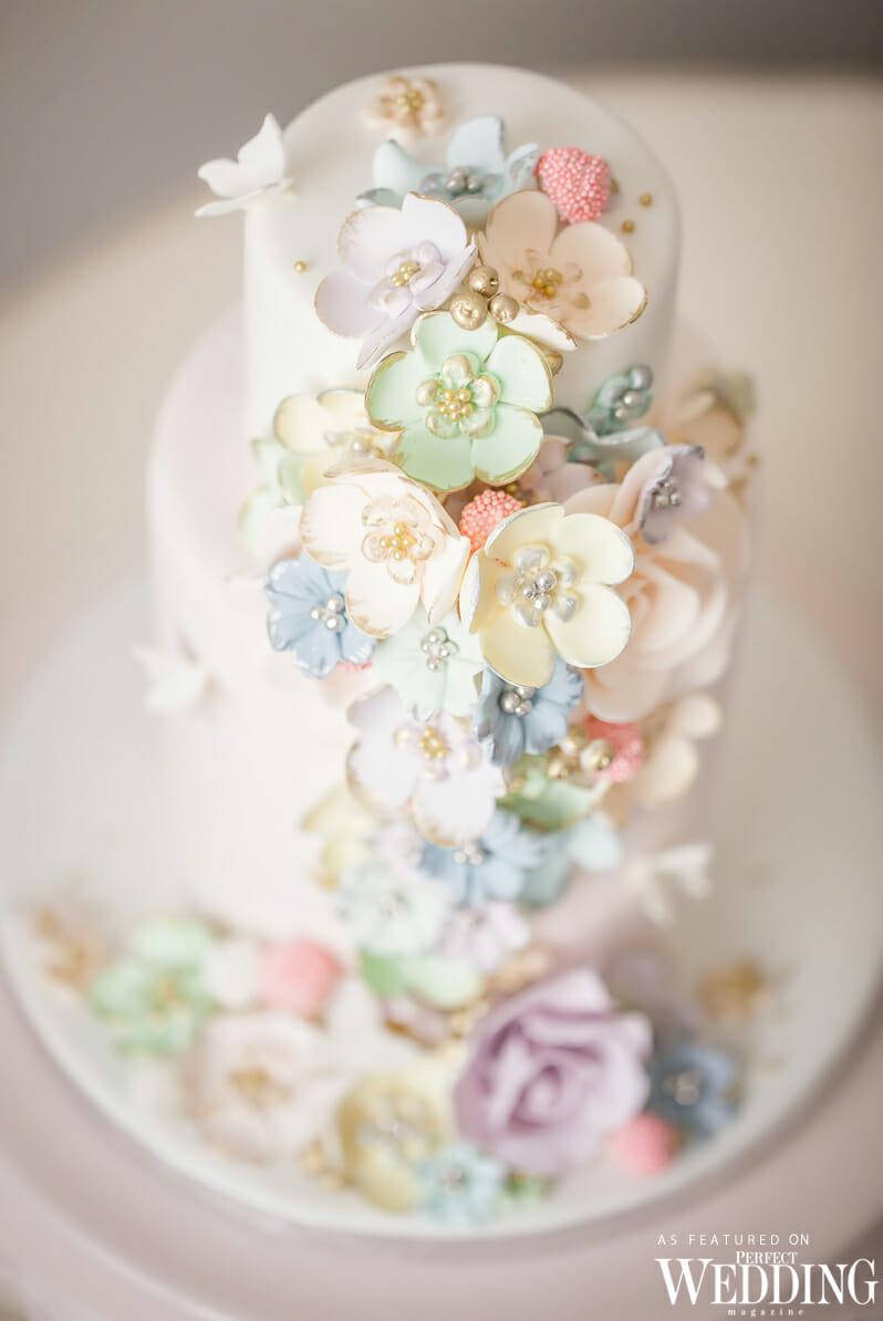 Garden Tea Party Bridal Style Shoot Perfect Wedding Magazine