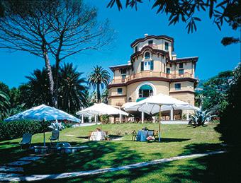© Romantik Hotel, Villa Pagoda, Genua