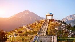 Dendra Park, Almaty (Kasachstan) © Pikoso.kz/shutterstock.com