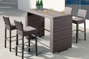 Барная мебель из ротанга в Севастополе