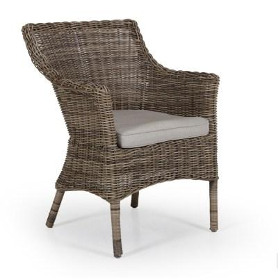 Купить кресло из искусственного ротанга в Краснодаре