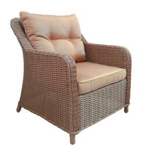 Купить красивое кресло из ротанга