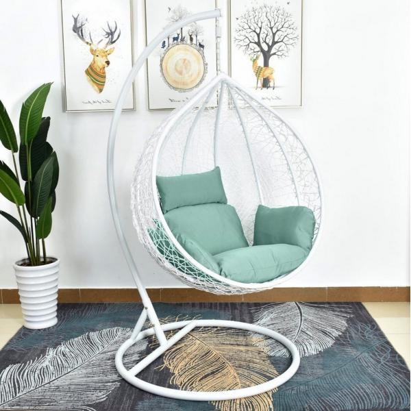 плетеное подвесное кресло Крым