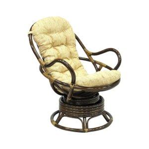 Вращающееся кресло-качалка