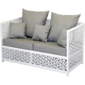 Плетеный диван Ялта