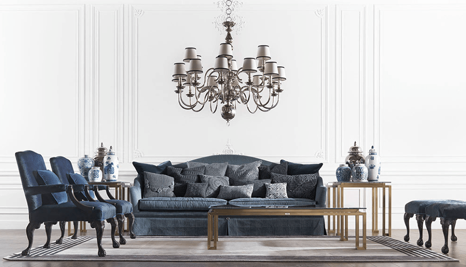 The Gianfranco Ferré Home Collection