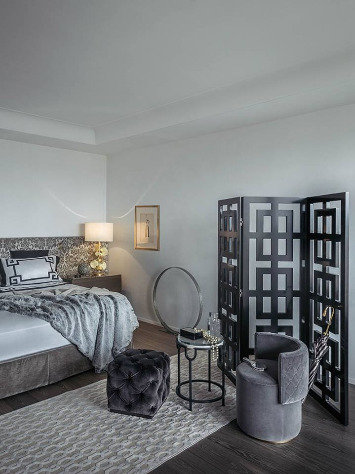 Gianfranco Ferré Home Completes Royal Suite - Perfetto Luxury Interiors 4