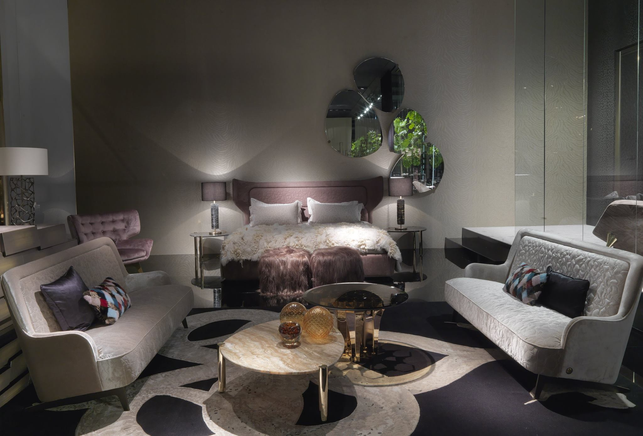 Perfetto Luxury Interiors Spends Time at Salone del Mobile Milano 4