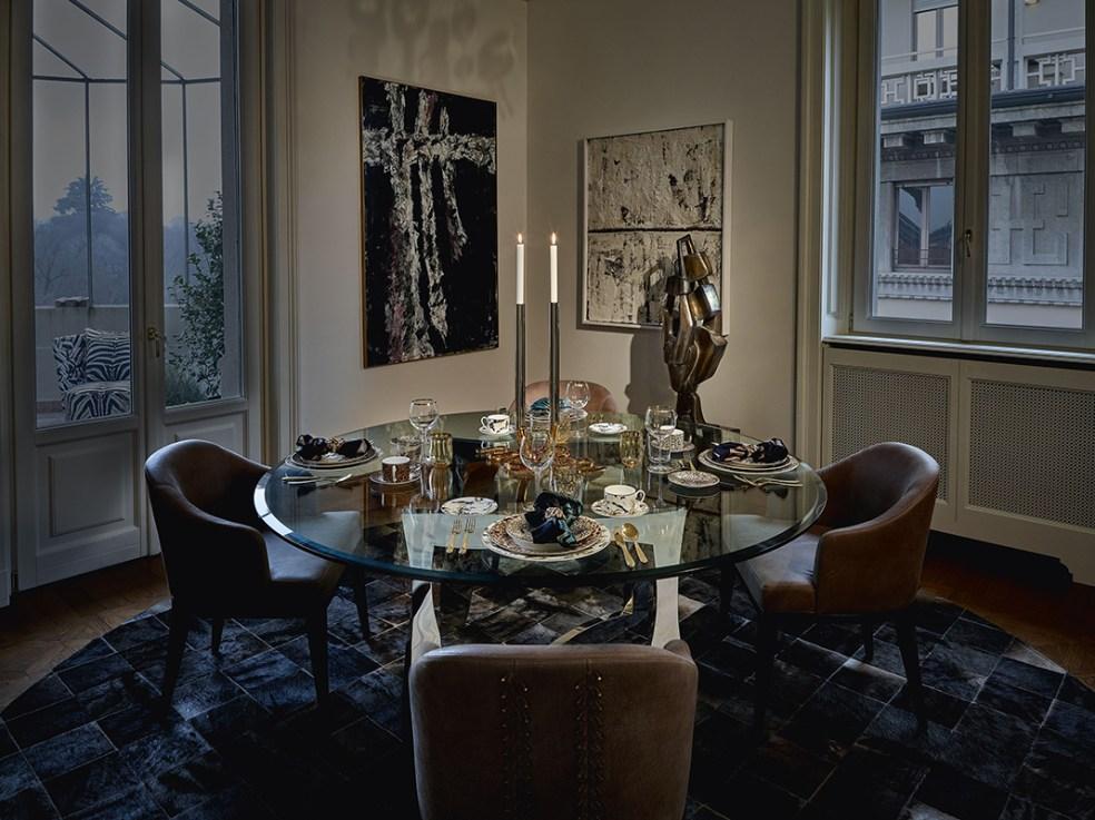 Design Diffusion Profiles a Roberto Cavalli Home Interiors Installation 3