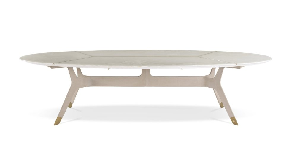 The Cooper Dining Table from Roberto Cavalli Home Interiors OC