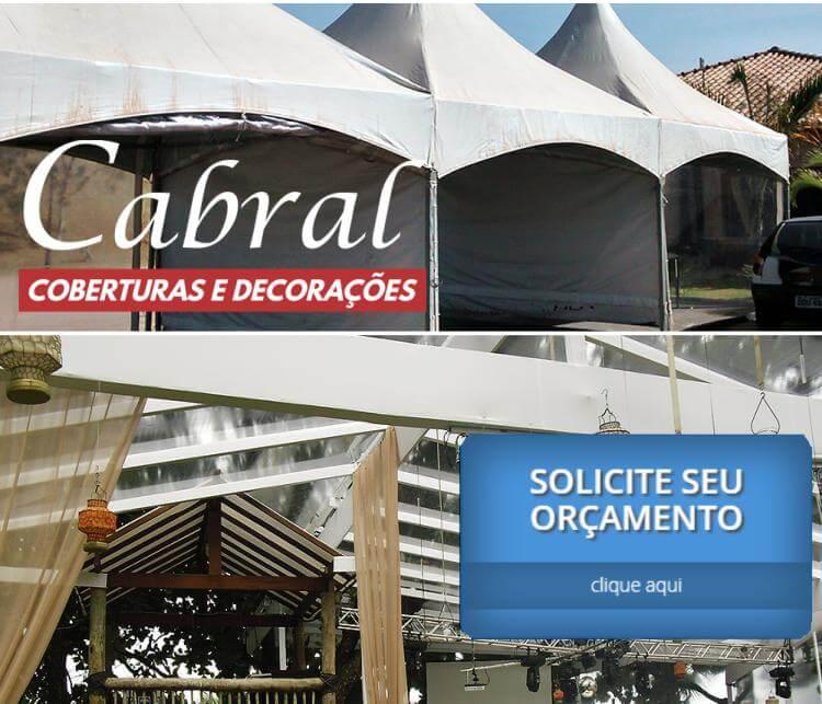 Cabral Coberturas e Decorações de Festas