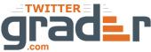 twitter grader logo
