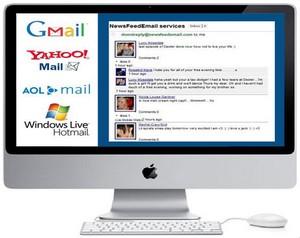Newsfeedemail, recibir actualizaciones de Facebook al correo