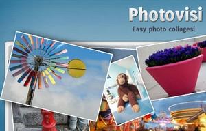 Photosivi, crear collage de fotos