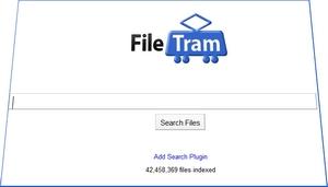 File Tram, motor de búsqueda para archivos compartidos