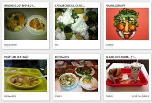FoodJournal, compartir fotografías de tus comidas