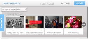 Narrable - crear videos impactantes con nuestras fotos