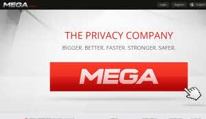Mega - 50 GB de almacenamiento online gratis