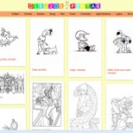 Dibujos para Pintar – imprimir dibujos para pintarlos
