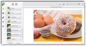 Picadillo Editor - editor de fotos online gratuito muy versátil