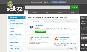 Soft32 - encuentra todos los programas que necesites gratis