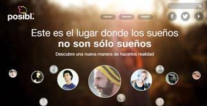 Posibl - una red social para cumplir nuestros sueños