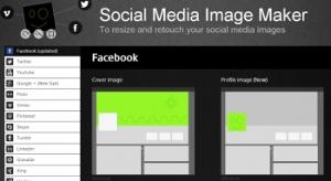 Social Media Image Maker - crear portadas para tus redes sociales