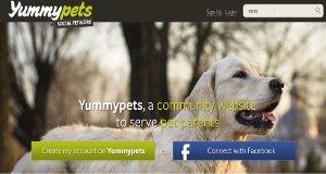 Yummypets, una red social de mascotas y sus dueños