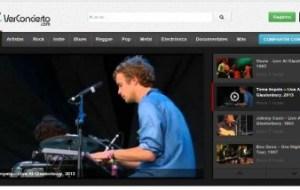 Ver conciertos musicales online desde VerConcierto