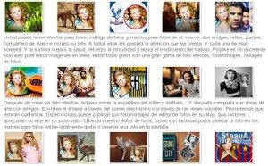 PicJoke - aplicar marcos, efectos y filtros a tus fotos