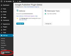 google-plugin