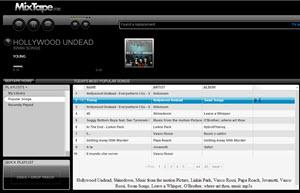 reproductor de música online