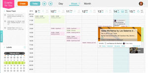 calendario online inteligente