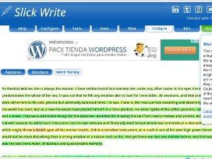 Slick Writer Corrector